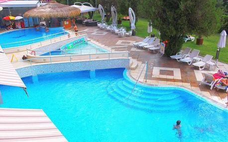 Bulharsko, Slunečné pobřeží: 4* hotel, all inclusive, 8 minut od pláže - letecky z Brna, Prahy, Ostravy
