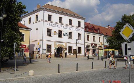 Boskovice: Hotel Záložna