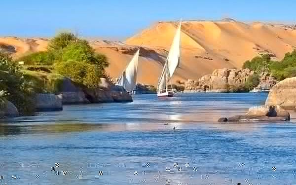 Hledání historie Egypta s plavbou po Nilu a pobytem v Marsa Alam, Egypt, letecky, polopenze (1.9.2019 - 8.9.2019)4