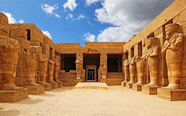 Egypt letecky na 8 dnů, polopenze
