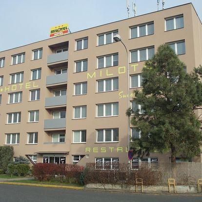 Střední Morava: Hotel Milotel