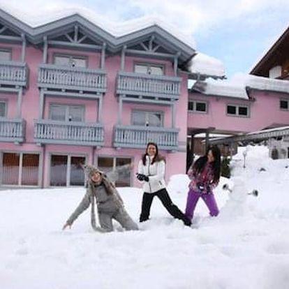 Alpský pobyt v Rakousku v komfortním 4 * hotelu s polopenzí a wellness