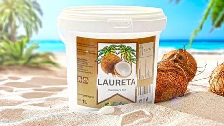 1 litr kokosového oleje na vaření od českého výrobce