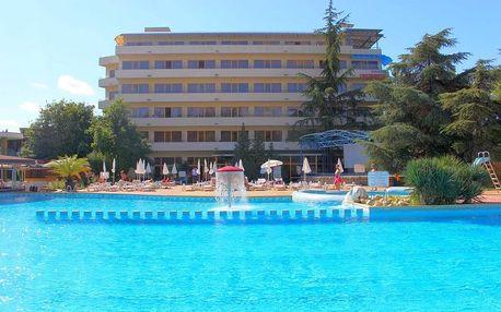 Bulharsko, Slunečné pobřeží: 8 dní, hotel 3*+, s možností polopenze, 5 minut od pláže, letecky z Brna, Prahy, Ostravy