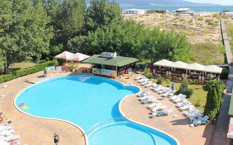 Bulharsko, Slunečné pobřeží: 8 dní - 3* hotel se snídaní na pláži, letecky z Prahy, Brna, Ostravy