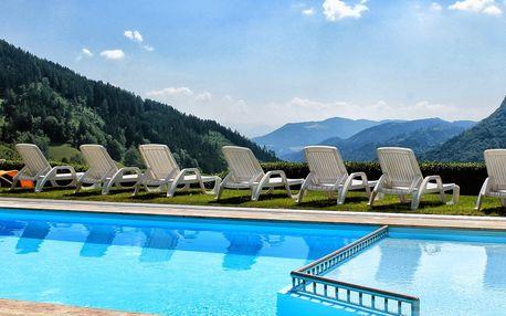 Relax v Rakousku: Wellness, eko strava, krásný výhled