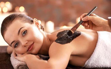 Rozmazlete se: čokoládová masáž, peeling a zábal