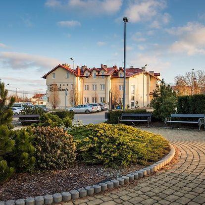 Krakov: Hotel Galicja