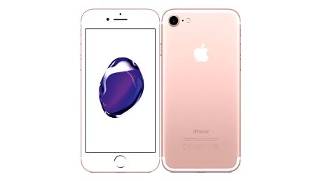 Apple iPhone 7 32 GB - Rose Gold (MN912CN/A)