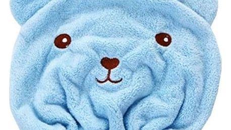 Speciální ručník na vlasy B0955