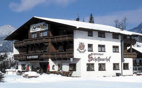 Rakousko - Brixental na 4-8 dnů