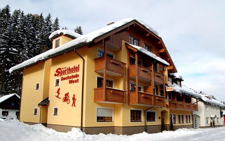 Rakousko: Sporthotel Dachstein West