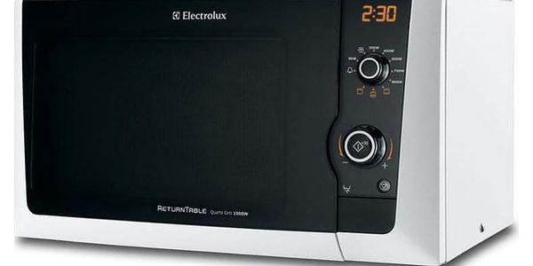 Mikrovlnná trouba Electrolux EMS 21400 W bílá3