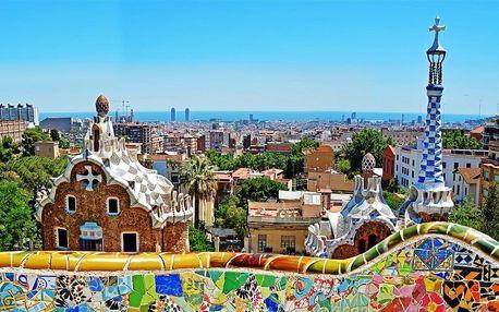 Španělsko letecky na 5 dnů, polopenze