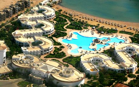 Egypt - Hurghada na 7 až 9 dní, all inclusive s dopravou letecky z Prahy, přímo na pláži
