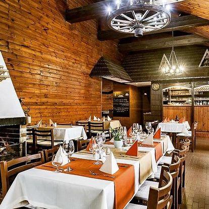 Horská chata s polopenzí v Mariánkách na 2–6 dní