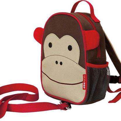 SKIP HOP Zoo Batoh Mini-Opička