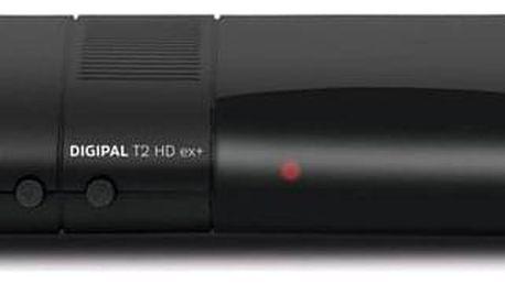 Technisat DIGIPAL T2 HD ex+ černý