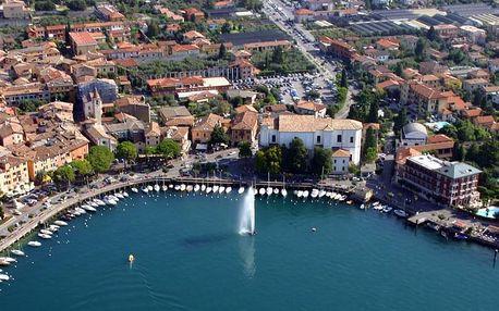 4–8denní Itálie, Lado di Garda | Hotel Eden*** | Dítě zdarma | Bazén | Snídaně | Vlastní doprava
