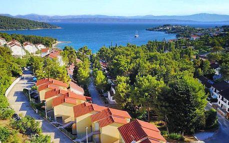 Apartmány až pro 5 osob na chorvatské Šoltě