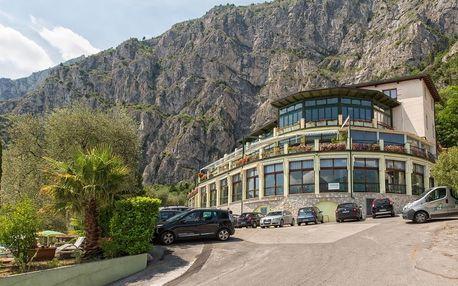 4–8denní Itálie, Lado di Garda | Hotel La Limonaia*** | Bazén, wellness a klimatizace | Polopenze