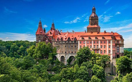 Tajemstvím opředené kouty v Dolním Slezsku | 2denní poznávací zájezd do Polska
