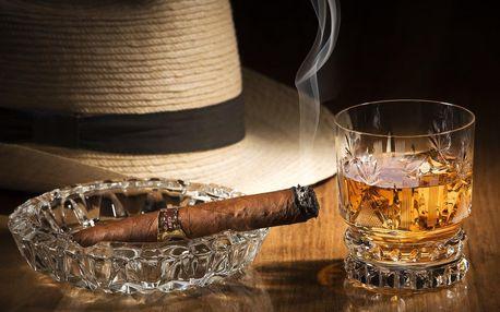 Velká rumová degustace spojená s rumovo-doutníkovým kurzem