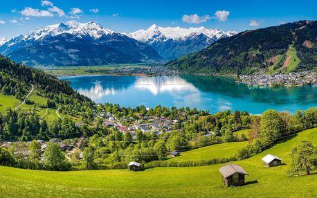 Krimmelské vodopády a Zell am See | 2denní poznávací zájezd do Rakouska