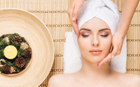 Kosmetické ošetření pleti či antistresová masáž