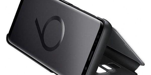 Pouzdro na mobil flipové Samsung Clear View pro Galaxy S9+ černé (EF-ZG965CBEGWW)5