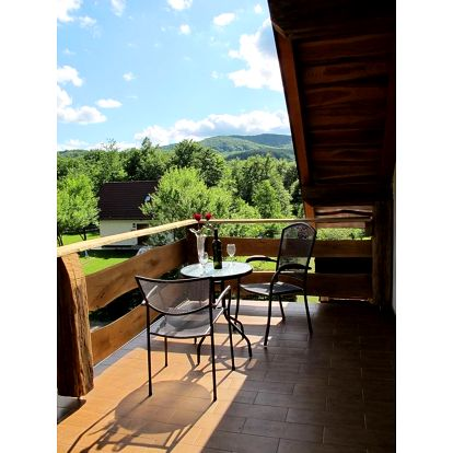 Plitvická jezera: B&B Plitvica Lodge
