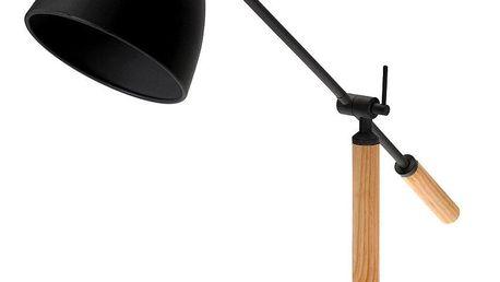Emako Stolní lampička LOFT na kancelářský stůl, stojací