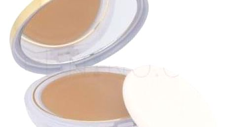 Collistar Cream-Powder Compact Foundation SPF10 9 g kompaktní makeup pro ženy 1 Alabaster