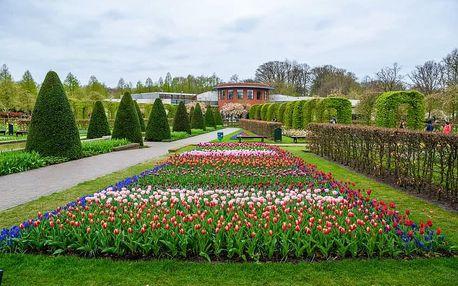 3denní výlet z Prahy do Amsterdamu a parku Keukenhof pro 1 osobu