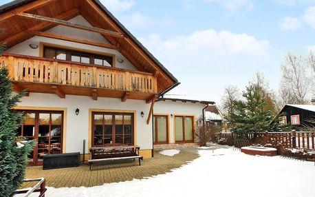Lužické hory pro 2 či 4: snídaně i lyžování