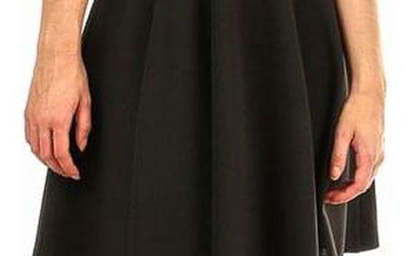 Áčkové společenské šaty na ples černá