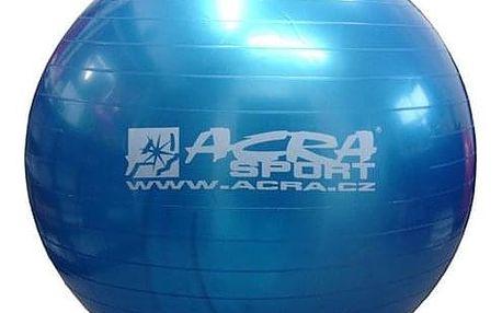 CorbySport 39981 Gymnastický míč 650mm modrý