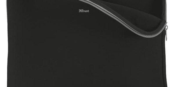"""Pouzdro Trust Primo Soft Sleeve 15.6"""" černé (21248)2"""