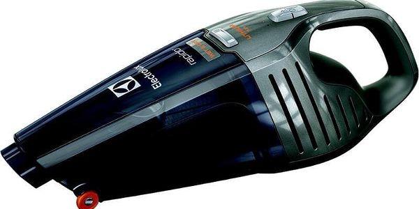 Akumulátorový vysavač Electrolux Rapido ZB6106WDT šedý2