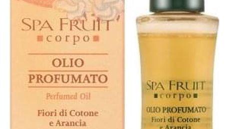 Frais Monde Spa Fruit Cotton Flower And Orange 10 ml parfémovaný olej pro ženy
