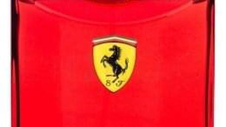 Ferrari Scuderia Ferrari Racing Red 125 ml toaletní voda pro muže