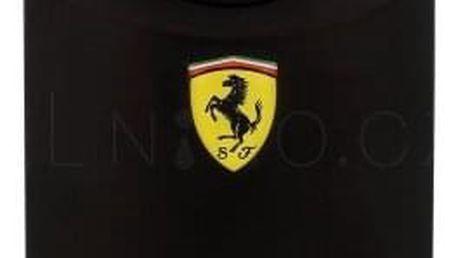 Ferrari Scuderia Ferrari Black 125 ml toaletní voda pro muže