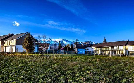 Relax v Tatrách pro 2–4 vč. slevy na lyžovačku