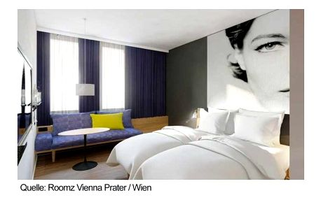 Rakousko - Vídeň na 5 až 8 dní, snídaně s dopravou vlastní