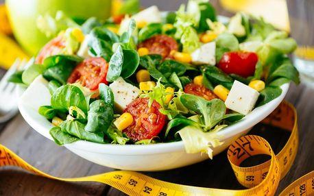 Konzultace nebo jídelníček pro redukci hmotnosti