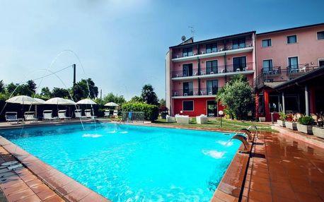 4–8denní Itálie, Lado di Garda | Hotel Maraschina*** | Dítě zdarma | Bazén a výřivka | Polopenze