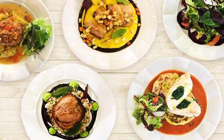 Otevřený voucher na 300–800 Kč do restaurace Porke