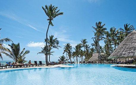 Tanzánie, Zanzibar, letecky na 8 dní polopenze