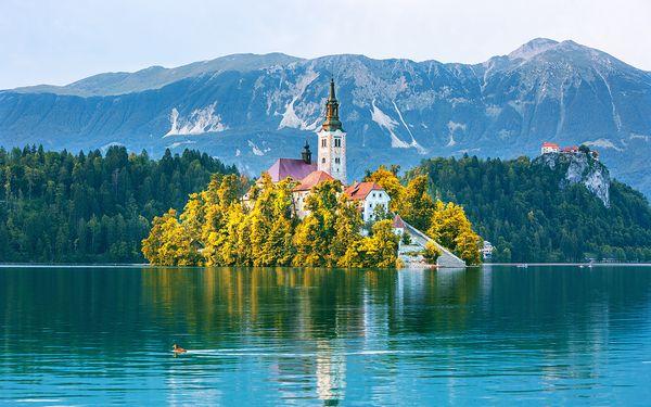Dovolená ve Slovinsku