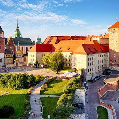 2–4 noci na poznávání krás Krakova se snídaní